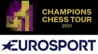 Champions Chess Tour powraca z ostatnim turniejem przed finałem cyklu. Fazę play-off Aimchess US Rapid pokaże Eurosport Player.