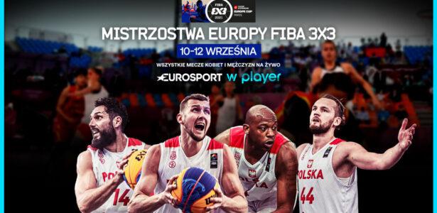 W piątek rozpoczną się mistrzostwa Europy w koszykówce 3×3 kobiet i mężczyzn, które potrwają do niedzieli. Turniej, w którym wystąpi m.in. reprezentacja Polski, rozegrany zostanie w paryskich ogrodach Trocadero z widokiem na Wieżę Eiffla. Transmisje wszystkich spotkań w Eurosporcie w […]
