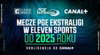 Eleven Sports poinformował o nabyciu sublicencji na pokazywanie PGE Ekstraligi. Podobnie jak wygląda to obecnie, stacja będzie pokazywać dwa mecze w każdej kolejce sezonu zasadniczego oraz wybrane spotkania fazy play-off.