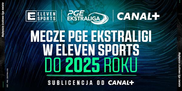 Eleven Sports poinformował o nabyciu sublicencji na pokazywanie PGE Ekstraligi. Podobnie jak wygląda to obecnie, stacja będzie pokazywać dwa mecze w każdej kolejce sezonu zasadniczego oraz wybrane spotkania fazy play-off. Głównym posiadaczem praw jest Canal+, który wygrał przetarg na lata […]